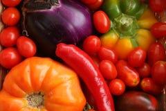 Légumes méditerranéens photo stock