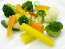 Légumes mélangés Photographie stock libre de droits