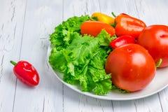 Légumes mélangés frais photographie stock