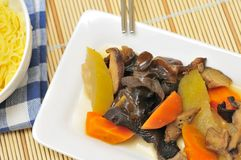 Légumes mélangés sains Photos libres de droits