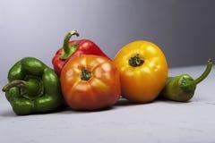 Légumes organiques photographie stock
