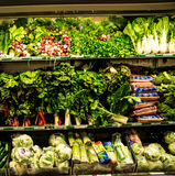 Légumes organiques Image stock