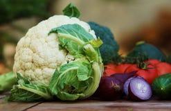 Légumes organiques photos libres de droits