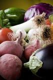 Légumes organiques frais Images stock