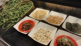 Légumes préparés Image libre de droits