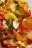Légumes rôtis Photos stock