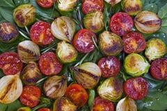 Légumes rôtis photo libre de droits