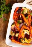 Légumes rôtis Image stock