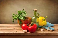 Légumes sains frais Image libre de droits