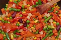 légumes saisonniers juteux Photo stock