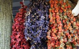Légumes secs anatoliens image stock