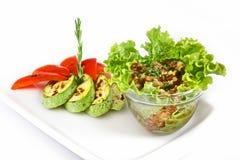 Légumes sur le gril Images stock