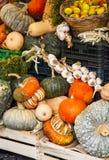 Légumes sur le marché, Italie Photos stock