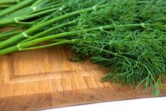 Légumes sur un hachoir Images libres de droits