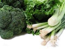 Légumes verts images stock