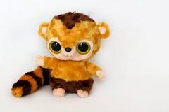 Lémur de jouet Photos libres de droits