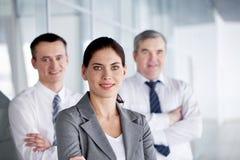 Líder bem sucedido Imagens de Stock