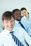 Líder bem sucedido Imagens de Stock Royalty Free