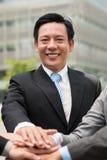 Líder da aliança Imagem de Stock