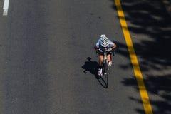 Líder da raça do ciclo único Fotografia de Stock