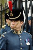 Líder de la banda de Buckingham Imagenes de archivo