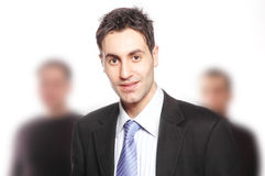 Líder de negócio fotos de stock royalty free