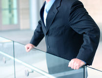 Líder de negócio 8 foto de stock royalty free