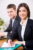 Líder de negócio esperto Fotos de Stock Royalty Free