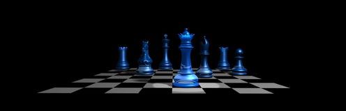 Líder do sector Imagens de Stock Royalty Free