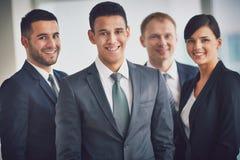 Líder masculino Imagem de Stock
