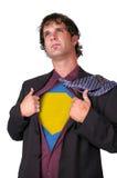 Líder super Fotografia de Stock