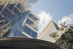 Líderes ricos do CEO do império de New York em Wall Street Imagem de Stock Royalty Free