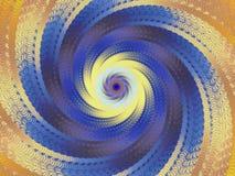 Límite de Andomeda ilustración del vector