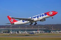 Línea aérea Airbus A330 imagen de archivo libre de regalías