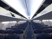 Línea aérea vacía Imagen de archivo libre de regalías