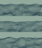 Línea abstracta Imágenes de archivo libres de regalías