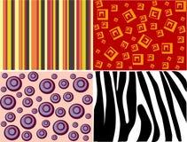 Línea abstracta Foto de archivo libre de regalías