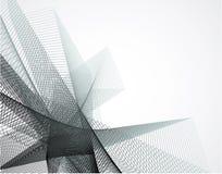 Línea abstracta Imagen de archivo libre de regalías