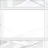 Línea abstracta blanca plantilla del fondo Imagenes de archivo