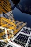 Línea abstracta del cielo Imagen de archivo libre de regalías