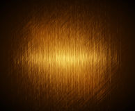 Línea abstracta fondo anaranjado caliente de la pendiente Fotografía de archivo