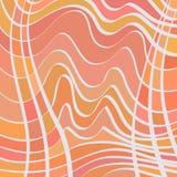 Línea abstracta fondo del vector Imagenes de archivo