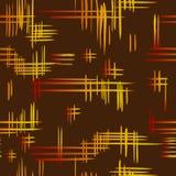 Línea abstracta modelo ilustración del vector