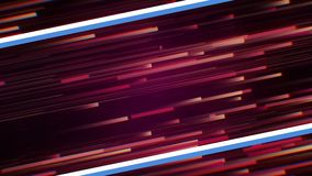 Línea amarilla rosada fondo futuro de neón de la raya de la diversión del disco retro social moderno de los medios Ideal para el  libre illustration
