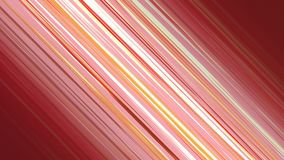 Línea animado de la velocidad para los colores de fondo rojos de la historieta Estilo del manga de la animación del lazo stock de ilustración