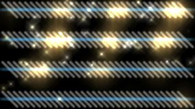 línea bandera, chispa de la soldadura de la soldadura, circuito del tubo del metal 4k de la rejilla de la energía eléctrica libre illustration