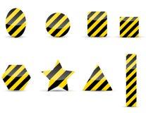 Línea botón ilustración del vector