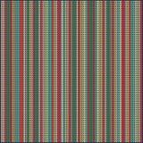 Línea bright2 del almenaje del suéter del modelo que hace punto Imágenes de archivo libres de regalías