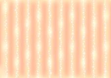 Línea chispeante fondo del abstrack romántico Fotos de archivo libres de regalías