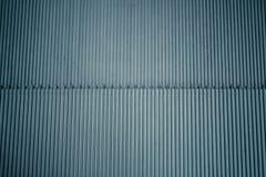 Línea de acero modelo del metal de la escalera móvil Foto de archivo